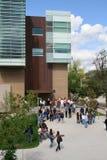 University crowd Royalty Free Stock Photo