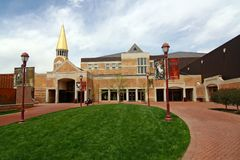 University of Denver Stock Image