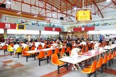 university dining hall Royalty Free Stock Photo