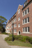 University Dormitory Facade Royalty Free Stock Image