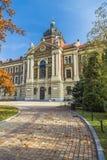 University of Economics in Krakow Stock Photos