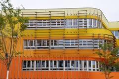 University of Economics in Vienna Royalty Free Stock Image