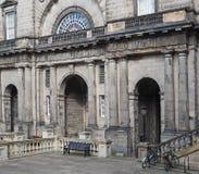 University of Edinburgh Royalty Free Stock Photo
