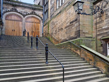 University of Edinburgh Royalty Free Stock Photos
