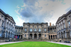 University of Edinburgh Stock Image