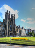 University of Edinburgh Stock Photo