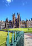 University of Edinburgh Royalty Free Stock Photo