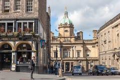 University of Edinburgh Royalty Free Stock Image