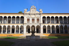 University of Evora Stock Images