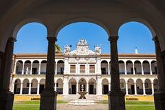 University of Evora Royalty Free Stock Photography