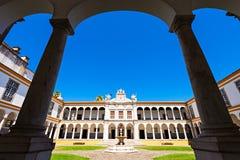 University of Evora Stock Image