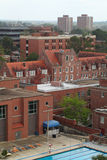 University of Florida from above Royalty Free Stock Photos