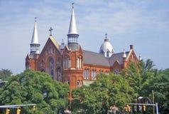 University of Florida, Tampa, Florida Royalty Free Stock Images