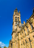 University of Glasgow Main Building Royalty Free Stock Photos