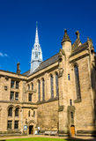 University of Glasgow Memorial Chapel Stock Images