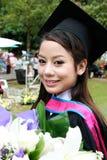 University graduate. Stock Photos