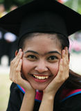 University graduate Stock Image