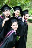University graduates Stock Images