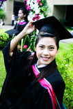 University graduates Royalty Free Stock Images