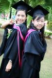 University graduates. Stock Photography
