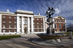 University of Greenwich Stock Photography