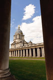 The University of Greenwich Royalty Free Stock Photo