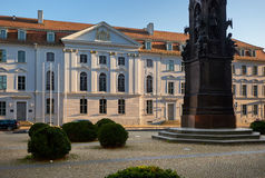 university Greifswald Stock Images