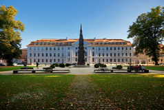 university Greifswald Stock Photo