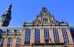 University of Groningen Stock Images