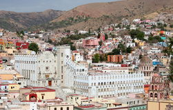 University of guanajuato, mexico. Royalty Free Stock Photo