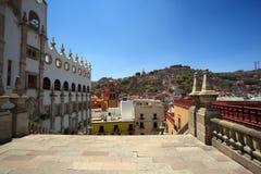 University of Guanajuato Stock Photography