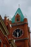 University Hall in Montana since 1898 Stock Image