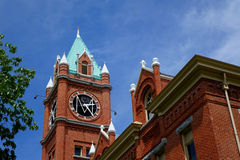 University Hall in Montana since 1898 Royalty Free Stock Image