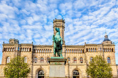 University in Hanover Stock Photos