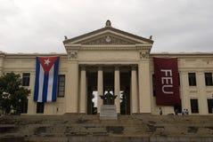 University, Havana, Cuba Stock Photo