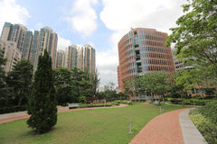 He University of Hong Kong in Pok Fu Lam Royalty Free Stock Images