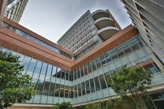 The University of Hong Kong in Pok Fu Lam Royalty Free Stock Image