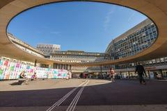 University Hospital of Geneva - HDR Royalty Free Stock Photography