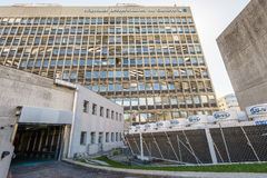 University Hospital of Geneva - HDR stock photo