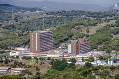 University Hospital Germans Trias I Pujol Can Ruti in Badalona Spain. University Hospital Germans Trias I Pujol Can Ruti in Badalona Barcelona Spain stock images