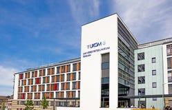 University Hospital Giessen and Marburg Royalty Free Stock Photo
