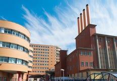 University hospital Stock Images