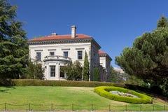 The University House Royalty Free Stock Photo