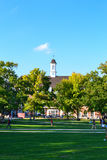 University of Illinois Quad Royalty Free Stock Photography