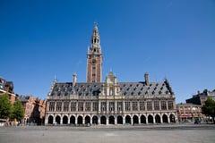 University library, Leuven Stock Images