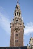 University Library of Leuven. Belgium royalty free stock photography