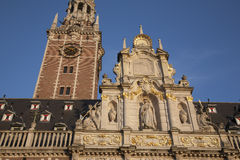 University Library of Leuven Stock Photos