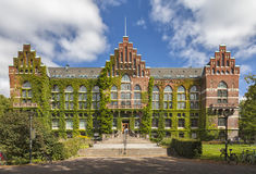 University Library in Lund Sweden Stock Photos