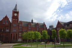 University of Liverpool Stock Photo