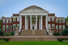University of Louisville. Louisville, Kentucky, USA -Sept. 18, 2016: The University of Louisville (UofL) is a public university in Louisville, Kentucky. The royalty free stock photo